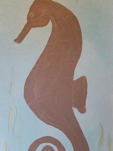 Sanibel Seahorse